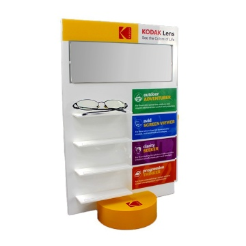 APEX Multiple Countertop Acrylic Sunglasses Display Stand