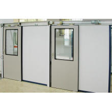 Aluminum Frame Ward Hospital Room Access Door