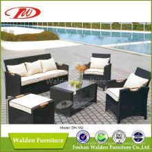 Sofá ao ar livre de mobília de enrô (DH-162)