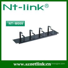 4PCS Metal Ring Retractable Cable Management