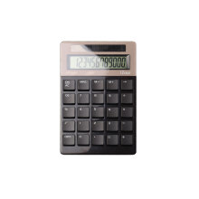 Calculatrice de poche 12 Digit Dual Power Electronics