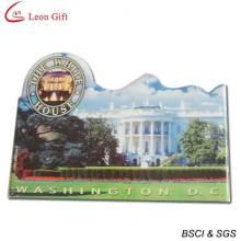 Imán de nevera de recuerdo de impresión por mayor regalo Washington (LM1651)