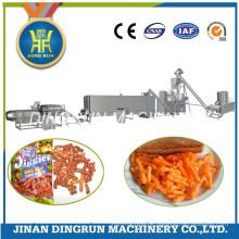 puffed corn stick cheetos niknak kurkure machine