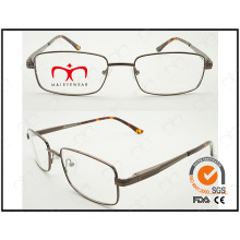 Lunettes de vue à manches chaudes à la mode nouvelle cadre optique en métal (WFM501010)