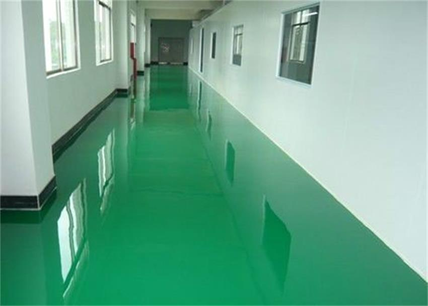 High Strength Epoxy Self Flowing Flat Paint