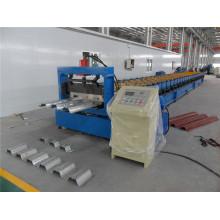 Rouleau de plate-forme en acier galvanisé de haute qualité S550 formant la machine