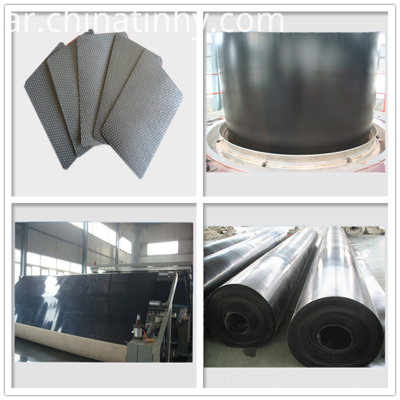 20mils HDPE liner/pond liner for shrimp farming