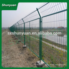 PVC Coated Protecting Wire Mesh Fence