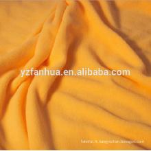 couleur unie de polyester couverture pleine grandeur