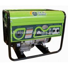Бензиновый генератор открытого типа с воздушным охлаждением