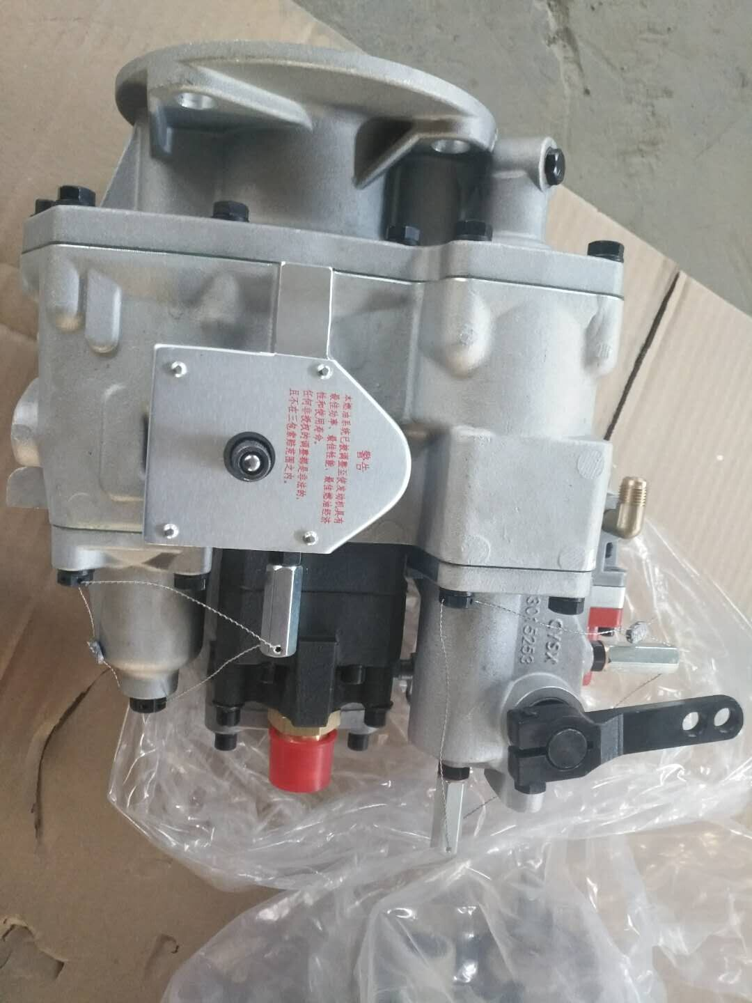 Bulldozer engine parts Fuel injector pump 4951495