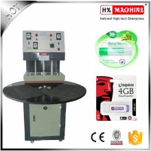 Manuelle PVC-Blasen-Papier-Dichtungs-Verpackungsmaschine für Verkauf