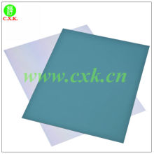 Пластинка PS с фоточувствительным слоем с зеленой поверхностью