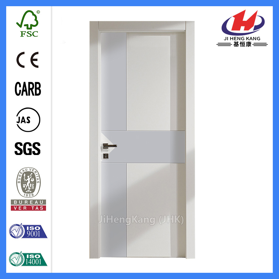 * JHK-MD01 Interior Door Company Interni in melamina Porte in legno Porte interne in pelle