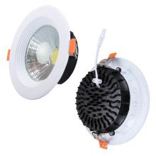 Hochwertiges COB-Einbaudownlight mit LED-Lichtpunkt