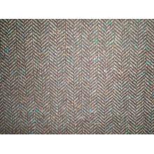 Tissu en laine avec chevrons (Art # UW301)