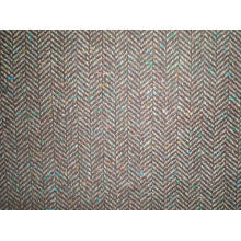 Wool Fabric with Herringbone (Art#UW301)