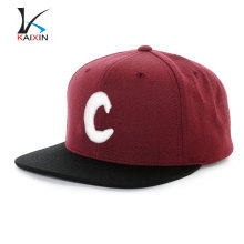 Цяньтанкайсинь оптом шапки snapback шляпу плоский brim 6 панелей 3D вышивка логотип шляпа и Кепка человек шляпа