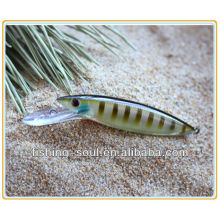 MNL022 7cm 3g Wholesale Plastic Lures Minnow Fishing Lure Molds