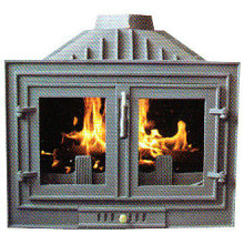 Eingefügter Heizkörper, Gusseisen-Ofen (FIPA078) Raum-Heizung, Kamin