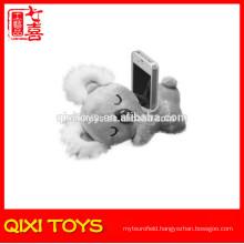 koala soft toys stuffed plush koala mobile phone holder