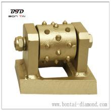 Alloy grinding plate/ Diamond bush hammer