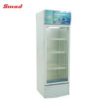 Congelador da refrigeração do supermercado do equipamento de exposição da mostra do refrigerador