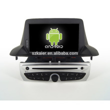 android 6.0-Dvd player para car1024 * 600 android reproductor de dvd para Renault Fluence / Megane + OEM + quad core!