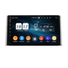 Klyde PX5 android 9.0 double din RAV4 2019-2020