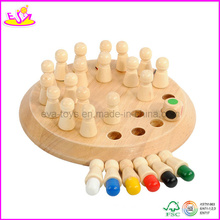Wooden Memory Chess (W11A017)