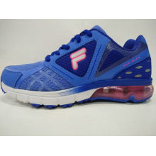 Zapatos de marca de alta calidad Blue Mesh Running Shoes
