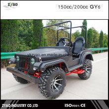 150cc / 200cc Gy6 Fazenda UTV / ATV / Buggy / Go Kart Totalmente Automático com Reverse Modelo Novo Go Cart