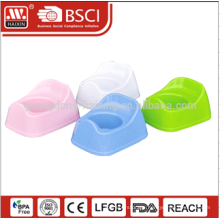 Plastic baby potty chair with lid