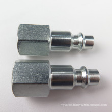 Bsp Thread 60 degree Cone Fitting Stainless Steel Material And Pipe Hydraulic And  One Piece Hose Fitting