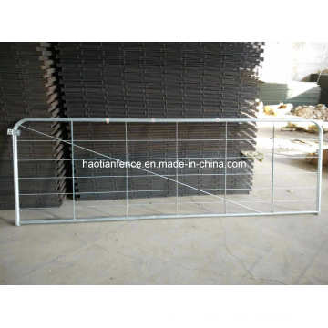 Galvanized Farm Gate