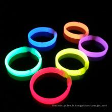 Bracelet triple largeur Glow emballé au détail
