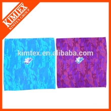 Fashion customized cheap cotton unique face bandana