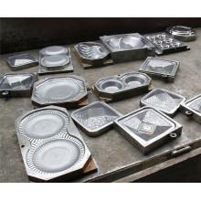 Moldes personalizados da compressão dos utensílios de mesa da melamina (MJ-016)