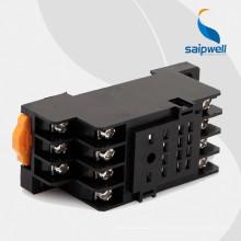 Высококачественное 14-контактное гнездо реле Saipwell с сертификацией CE 18F-4Z-C1 (PYF14A)