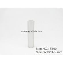 Elegant&Simple Aluminum Cylindrical Lipstick Tube Container E160, cup size12.1/12.7,Custom color