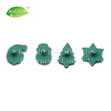 Подпружиненная ручка печенья Crust Plunger Cutters Mould