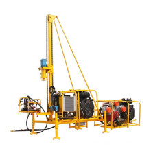 portable mobile Geological exploration underground water well bore hole oil mountain drilling rig