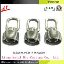 Zinc Alloy Die Casting LED Lighting Crystal Hanging Ring Part