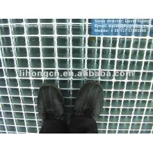 pavement standard steel grating