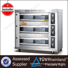 Bakery Equipment For Sale K267 3-Layer 9-Tray Ovens For Sale Commercial Gas Oven For Pizza Used