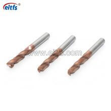 Tungsten Solid Carbide Flat Bottom Drill Bits Cutter