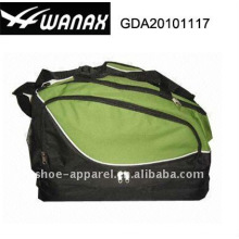 double compartment sports travel bags