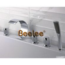 5PCS Faucet Set with Handle Shower/Tub Shower Faucet