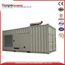 Kanpor 1250kw 1.25MW Dual Fuel Power Generating Set