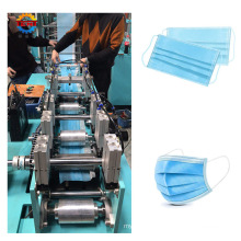 Automatic Non-Woven Medical Surgical Face Mask Production Line Mask Making Machine